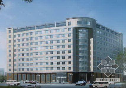 武汉某医院综合病房大楼创鲁班奖工程施工质量汇报(PPT 2009年 图文并茂)