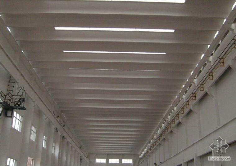 大跨度预应力雁型板吊装施工方案探索(PPT)