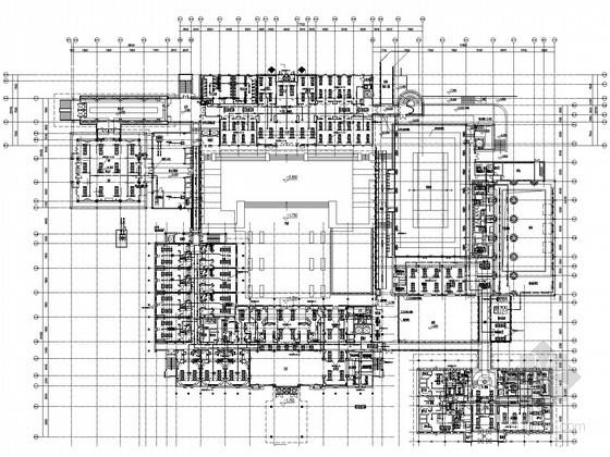 [内蒙]国宾馆暖通空调初步设计图纸