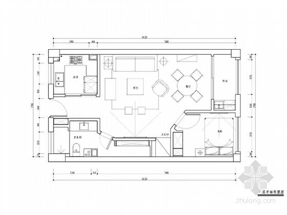 [杭州]清新淡雅美式风格别墅设计方案(含实景图)