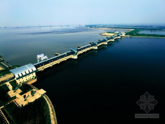 [浙江]河道改造与新建堤防工程施工组织设计(含老堤加固)