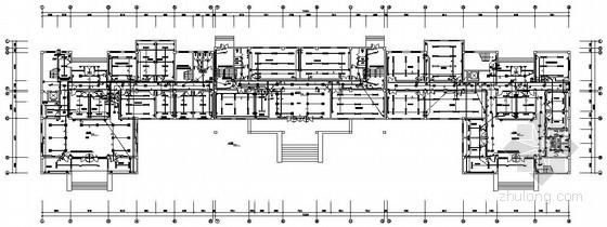 五层办公综合楼电气施工图纸
