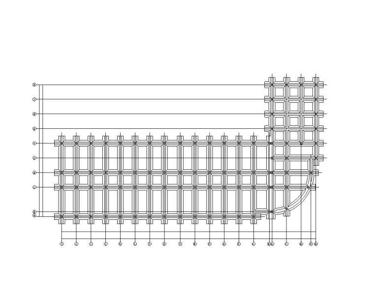 [四层]框架教学楼毕业设计(计算书、部分建筑结构)