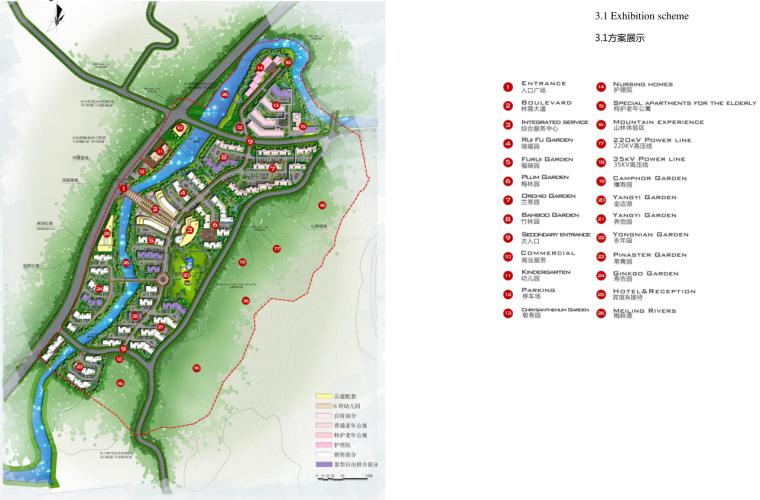 WinWin设计养老地产南昌项目规划设计概念方案_4
