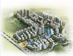 绿谷蓝溪居住小区规划及建筑方案文本