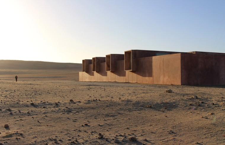秘鲁帕拉卡斯文化遗址博物馆-3