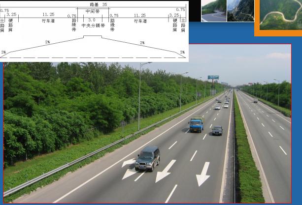 道路勘测设计之五横断面设计(PPT,122页)