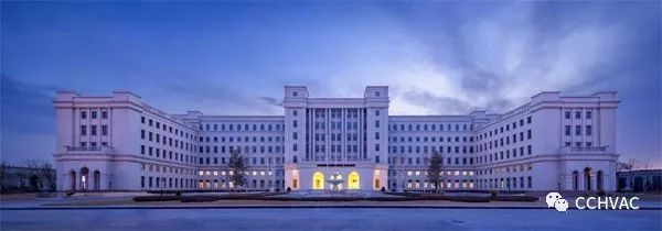 中国农业科学院哈尔滨兽医研究所综合科研楼项目空调设计