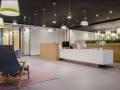 科技公司把办公室装修设计成北欧风格,真大胆