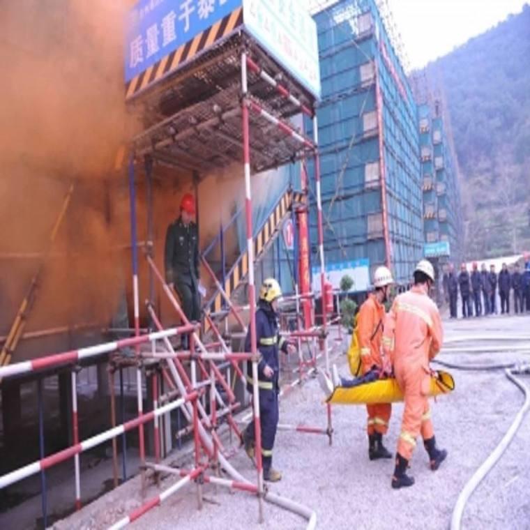 某小区消防系统工程施工组织设计方案