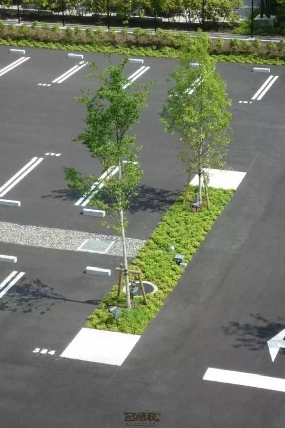 停车场也玩生态_8
