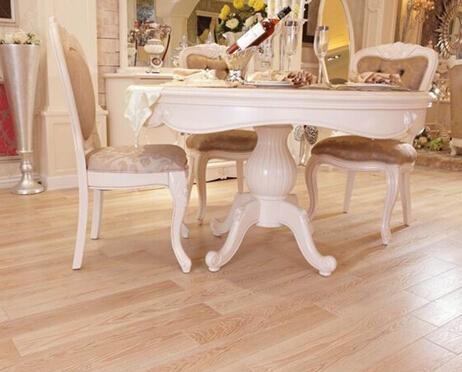 木地板材质讲堂之圆盘豆地板