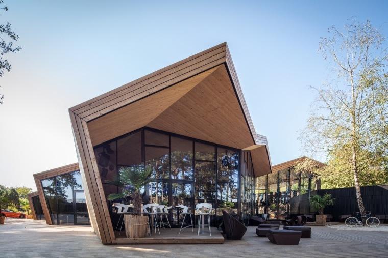 卢森堡Boos海滩俱乐部餐厅