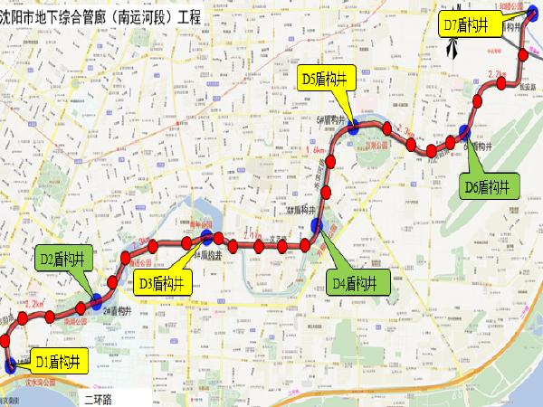 沈阳市城市地下综合管廊(南运河段)PPP项目实施计划汇报