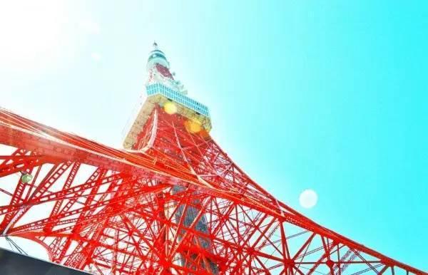 全球50个地标性建筑,认识10个就算你合格!-东京塔.jpg