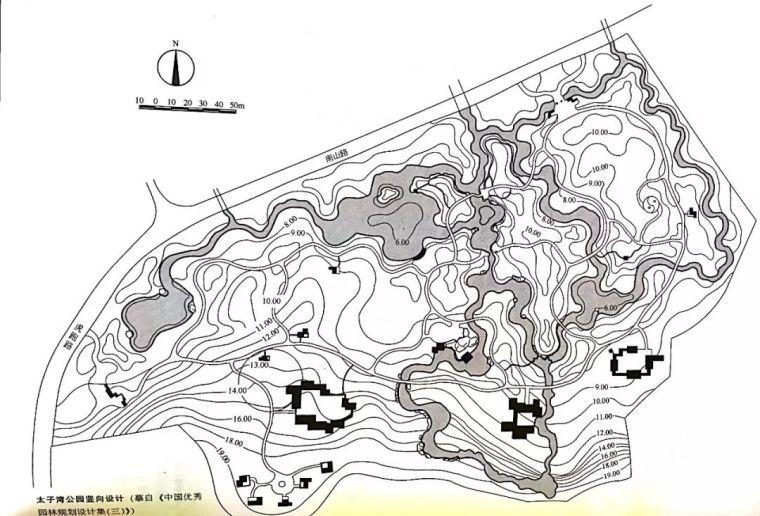 设计干货丨南方实习苏杭经典园林平面图_22