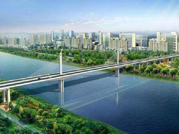 淮南淮上淮河公路大桥工程(Ⅰ标段)主桥桩基施工方案