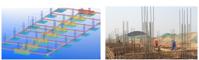 基于BIM的钢筋混凝土框架结构深化设计