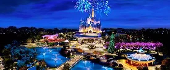迪士尼景观是这样造的,万达您能学会吗?
