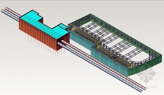 紧邻地铁站16米深基坑地下连续墙加支撑支护计算书