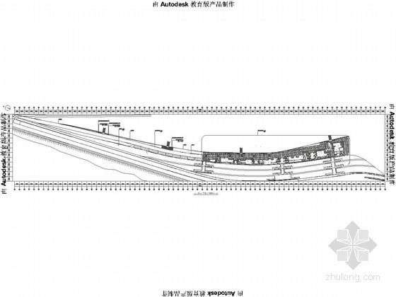 [重庆]城市生态滨水公园景观工程施工图
