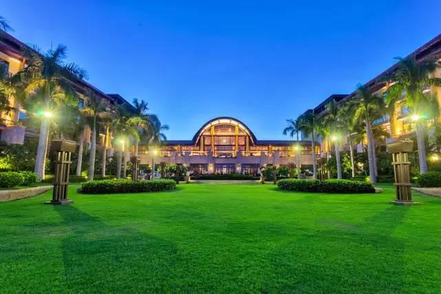 10家顶级酒店的整体景观设计,震撼人心...-瑞吉度假酒店