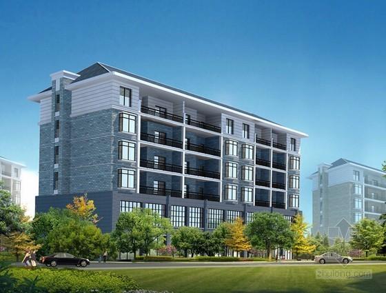[毕业设计]江苏6层框架结构住宅楼建筑工程施工图预算书(含钢筋工程量计算 施工图纸)