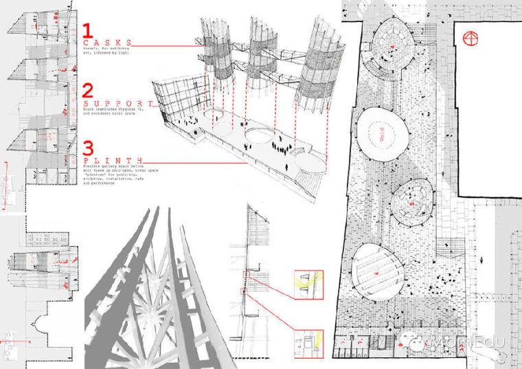 建筑作品集中必须要表现出的态度及图片选择中的原则_2
