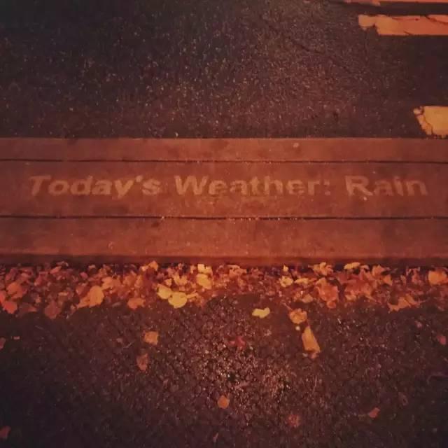 只要一招,让你爱上下雨的城市~_13