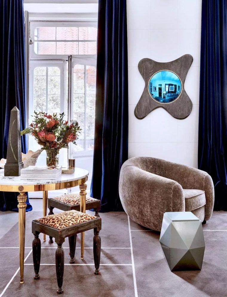 窗帘如何选择和搭配,创造出更好的空间效果_23