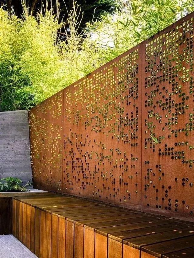 用心设计过的围墙,能让你家小院瞬间与众不同!_28