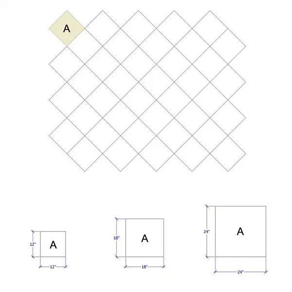 师傅总结的12种瓷砖铺贴方式,别让瓷砖毁了你的家!_5