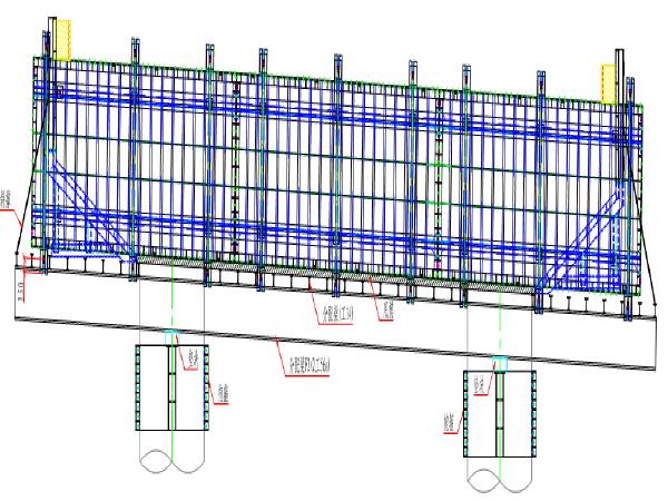 盖梁首件工程施工方案