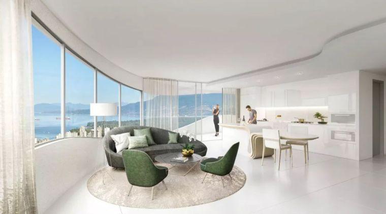 一栋住宅十年设计,这可能是世界上最梦幻的公寓楼_42