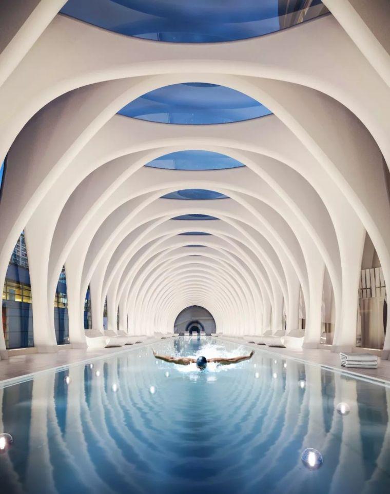 一栋住宅十年设计,这可能是世界上最梦幻的公寓楼_22