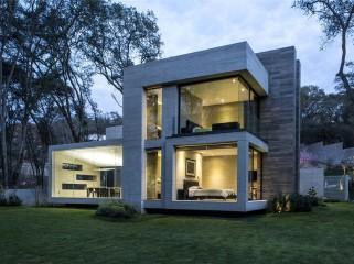 墨西哥混凝土小屋
