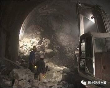 隧道不良地质施工常见防治措施,这一篇可能还说不完!