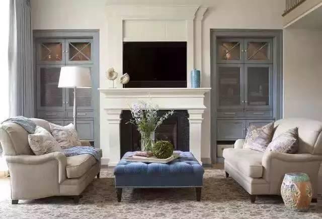 客厅沙发就要这样搭,史上最漂亮客厅沙发图片大全