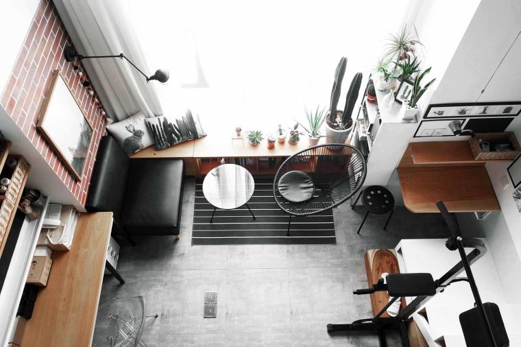 上海Loft小公寓