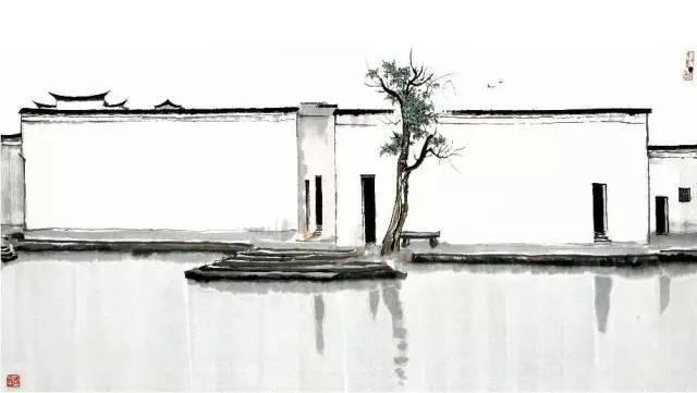 诗情画意 水墨江南 这就是回迁房设计的最高境界