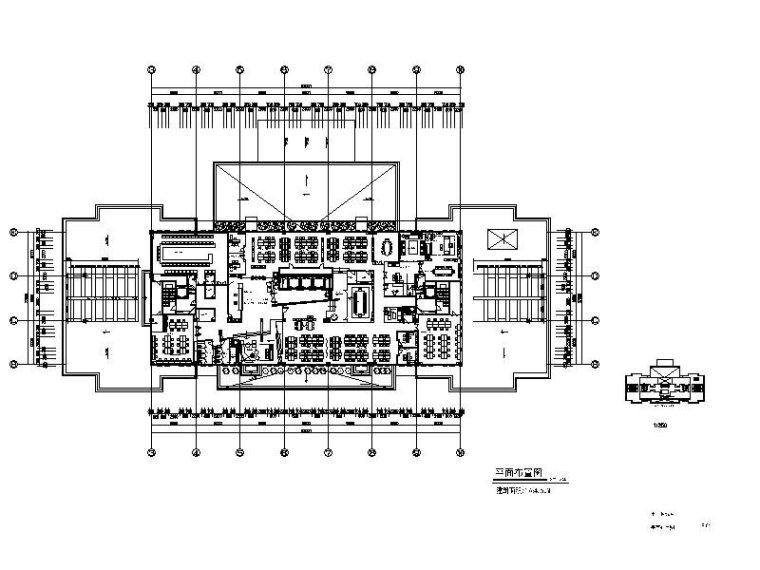 一套详细的办公空间设计施工图