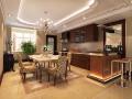 欧式开放式厨房3D模型下载