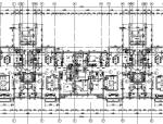 法式洋房施工图