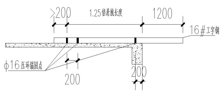 华润二十四城柒公馆工程脚手架施工方案及挑架、卸料平台技术交底