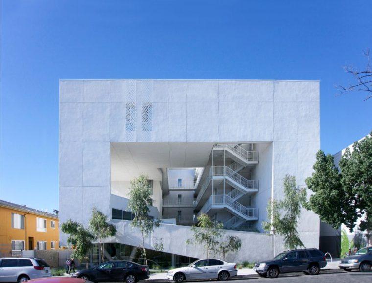 洛杉矶The Six住宅