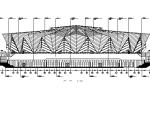 [安徽]两层圆形乙级体育赛事举办中心建筑施工图
