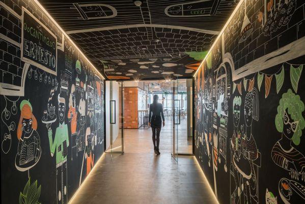 办公室装修公司在成立前后应做的准备 - 上海后街印象装潢设计 - 后街印象的博客