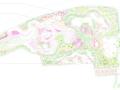 某婚庆公园平面设计施工详图