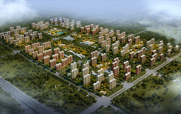 北京新机场安置房项目BIM技术应用