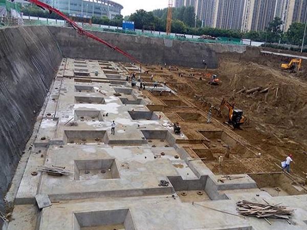 基坑土方开挖施工方案